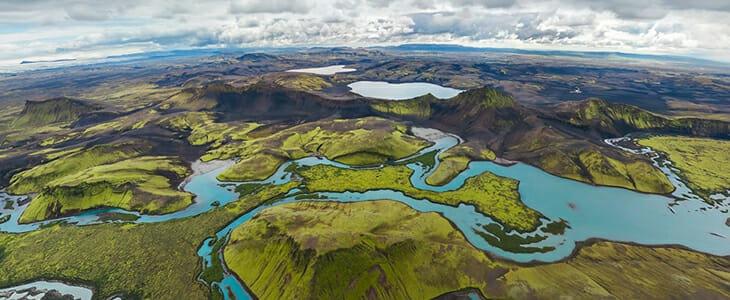 Islande printemps/été