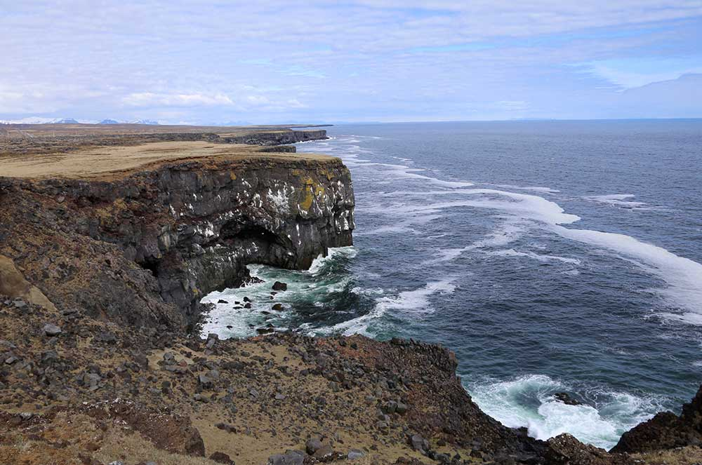 Lóndrangar Cliffs
