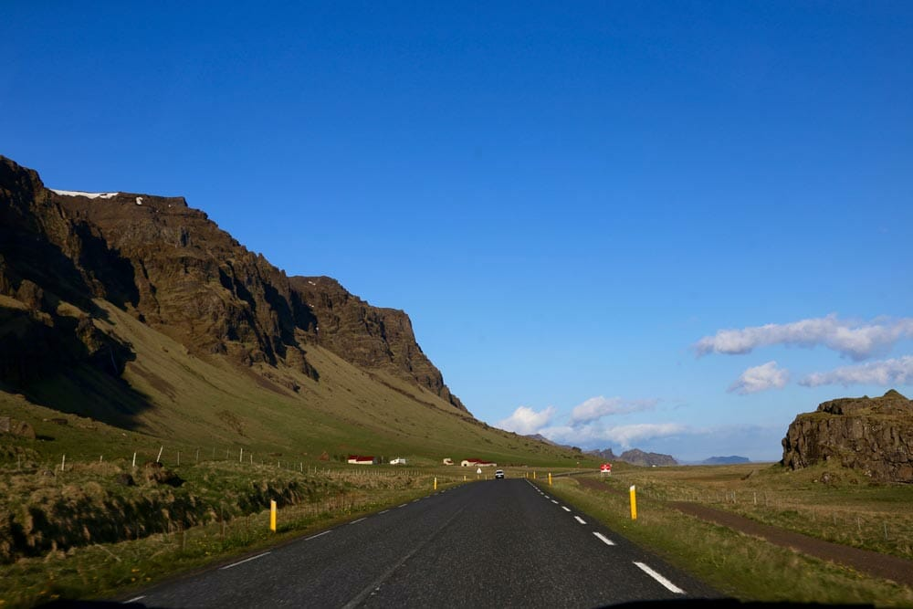 Iceland south coast - Road 1