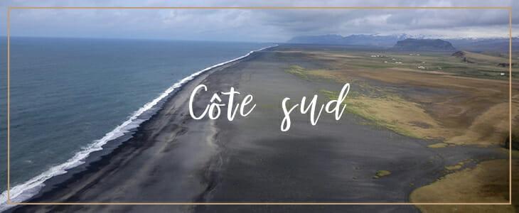 islande plage sable noir