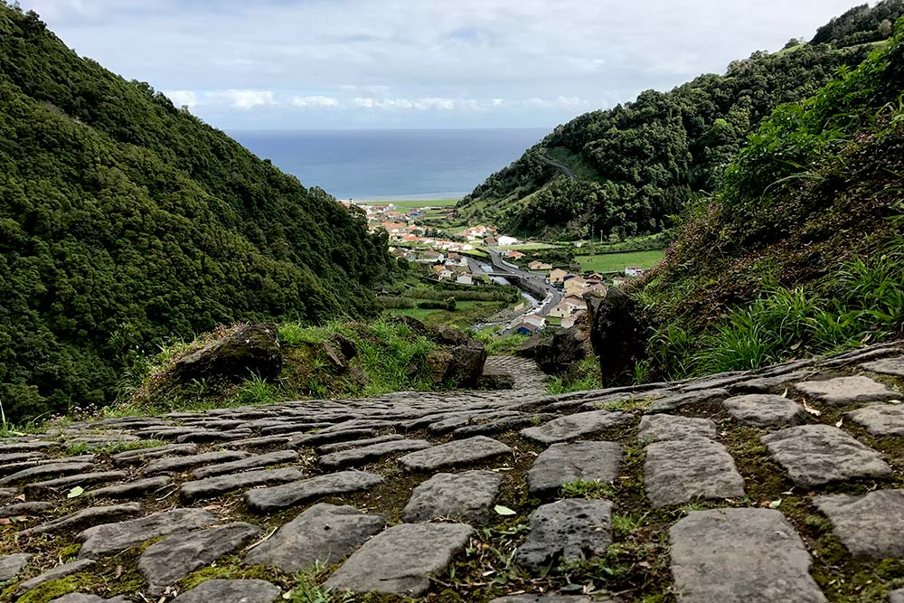 Azores trail
