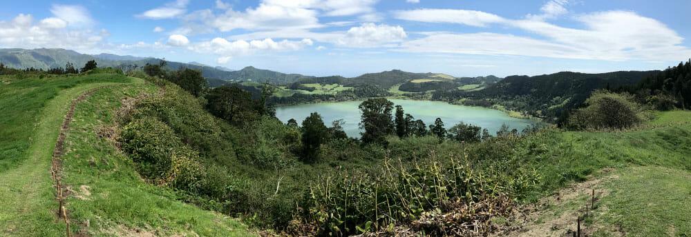 Grená de Pico's hike - São Miguel - Azores