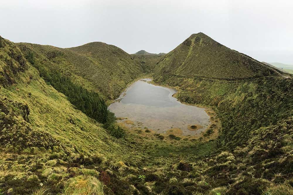 Lagoa das Éguas - São Miguel - Azores