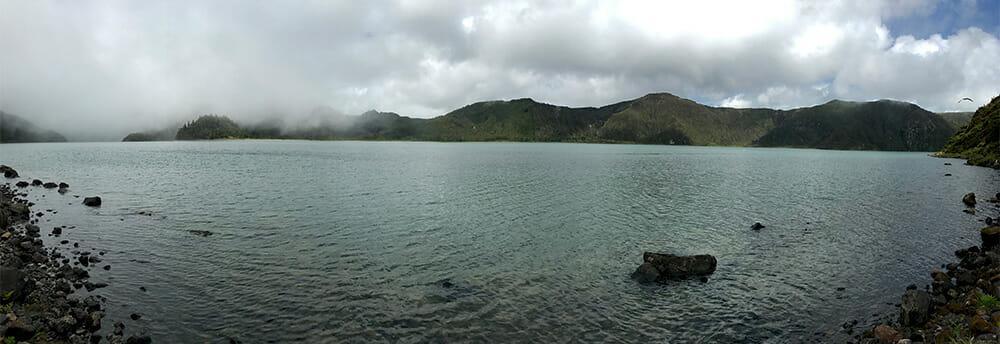 Lagoa de fogo - São Miguel - Azores