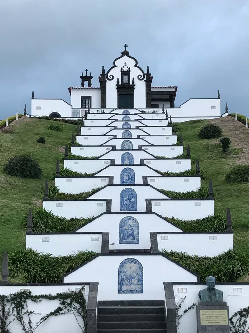 Chapelle de Notre Dame de la Paix - Sao Miguel