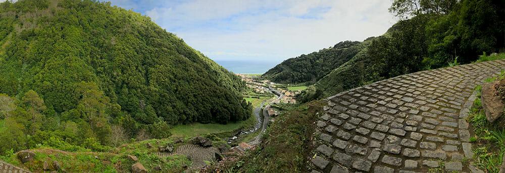 Faial de Terra's hike - São Miguel - Azores