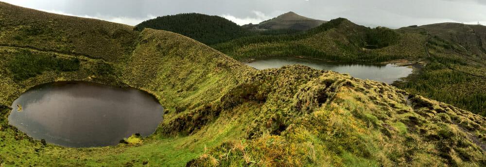 Lagoa das Éguas - Lagoa Rasa - São Miguel - Azores