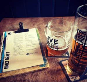 Brewdog bar ©e_zame/instagram - Edinburgh