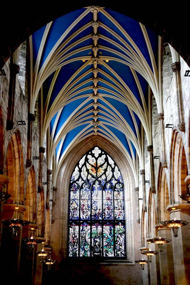 St Giles' Cathedral - Edinburgh