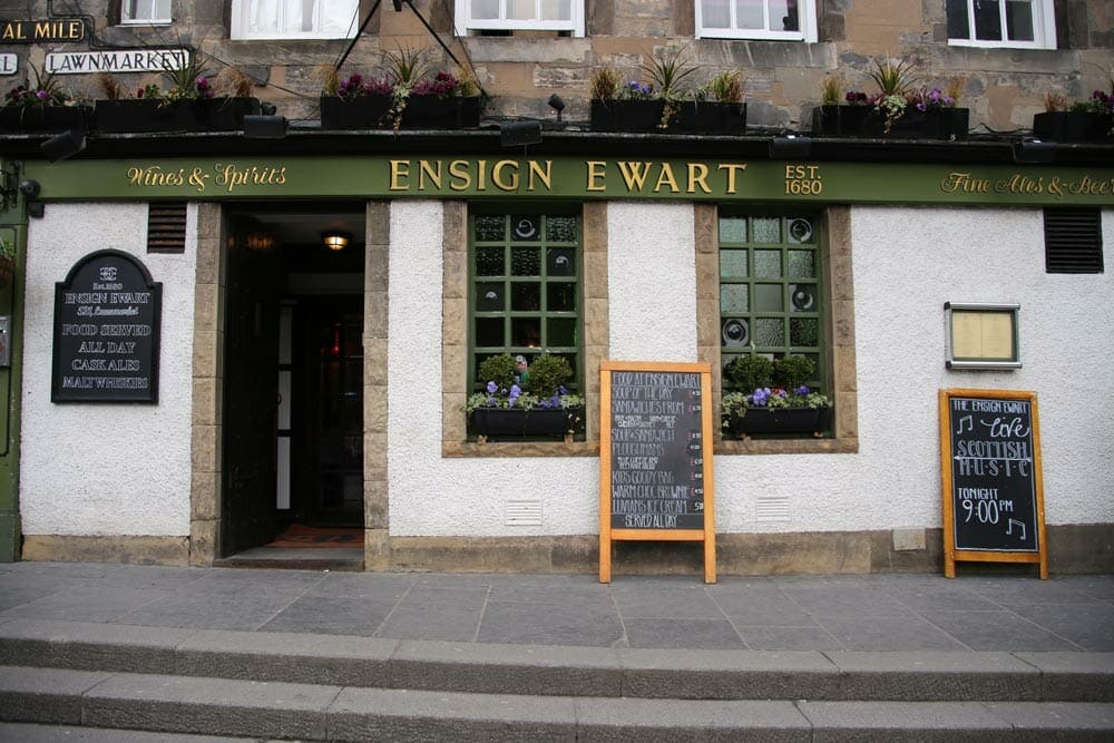 Ensign Ewart - Edinburgh