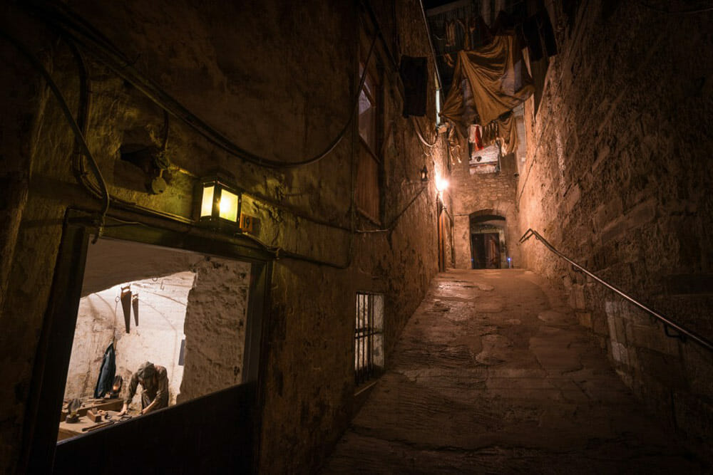 Mary king's close - Edinburgh - ©edinburghspotlight