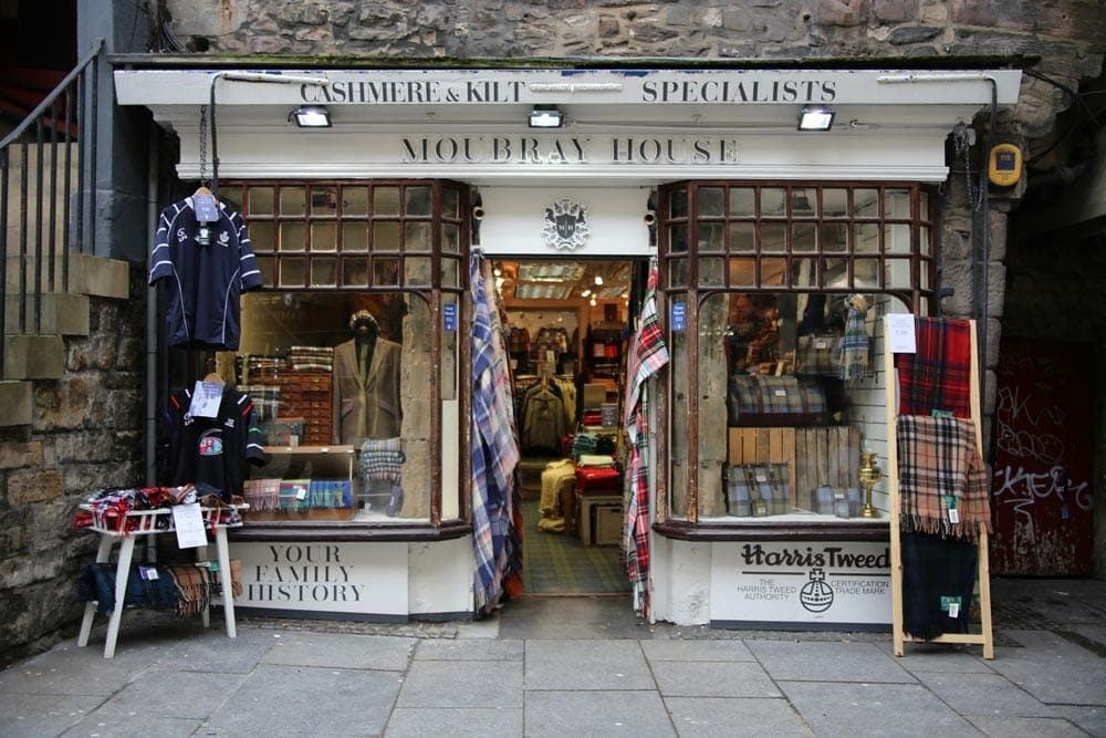 Moubray House - Edinburgh