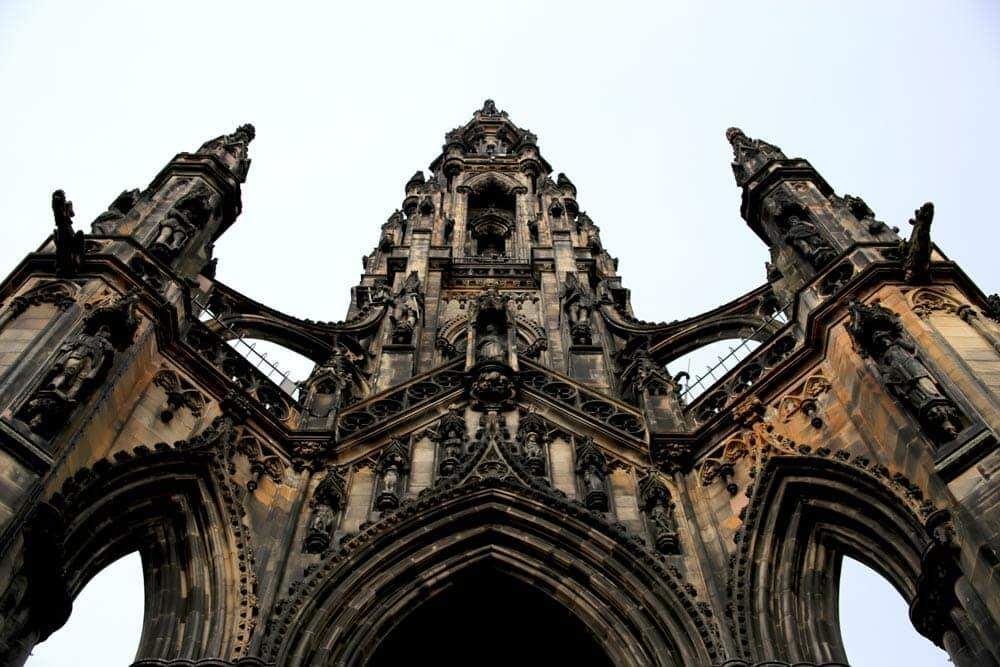 Scott Monument - Edinburgh