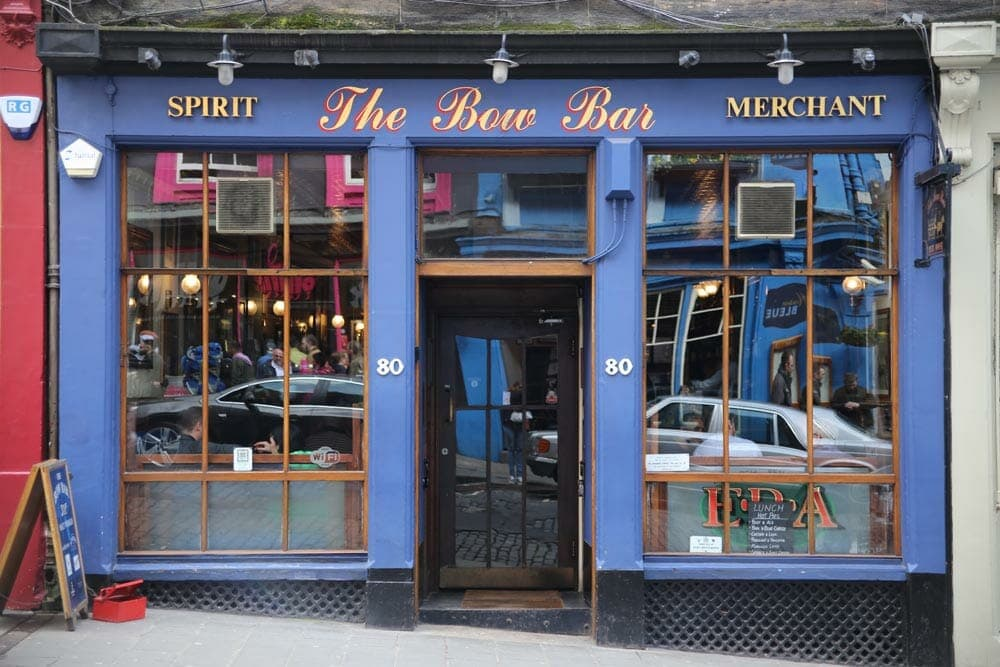 The Bow Bar - Edinburgh