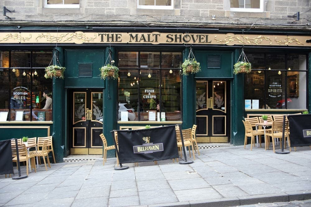 The Malt Shovel - Edinburgh