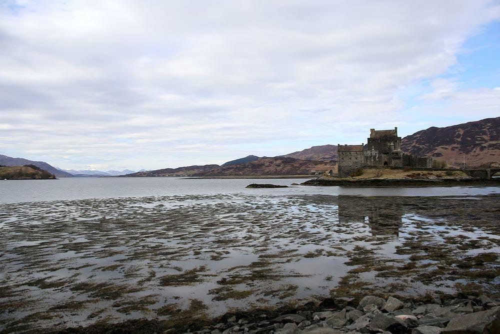 Eilean Donan Castle - Isle of Skye