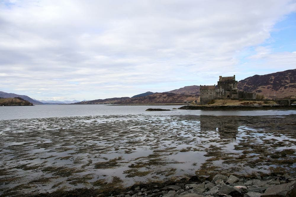Château Eilean Donan - île de Skye