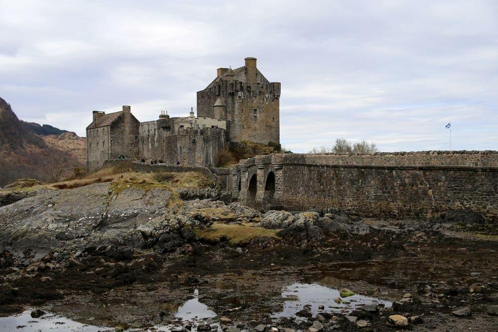 Eilean Donan Castle - île de Skye