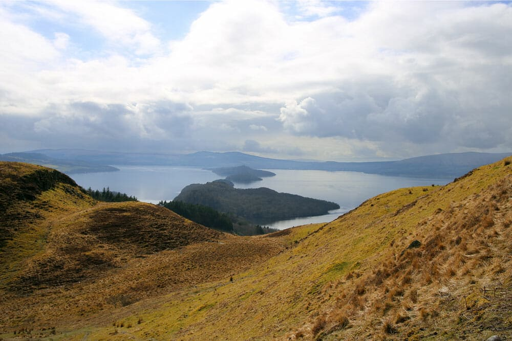 Loch Lomond - Conic Hill Balmaha