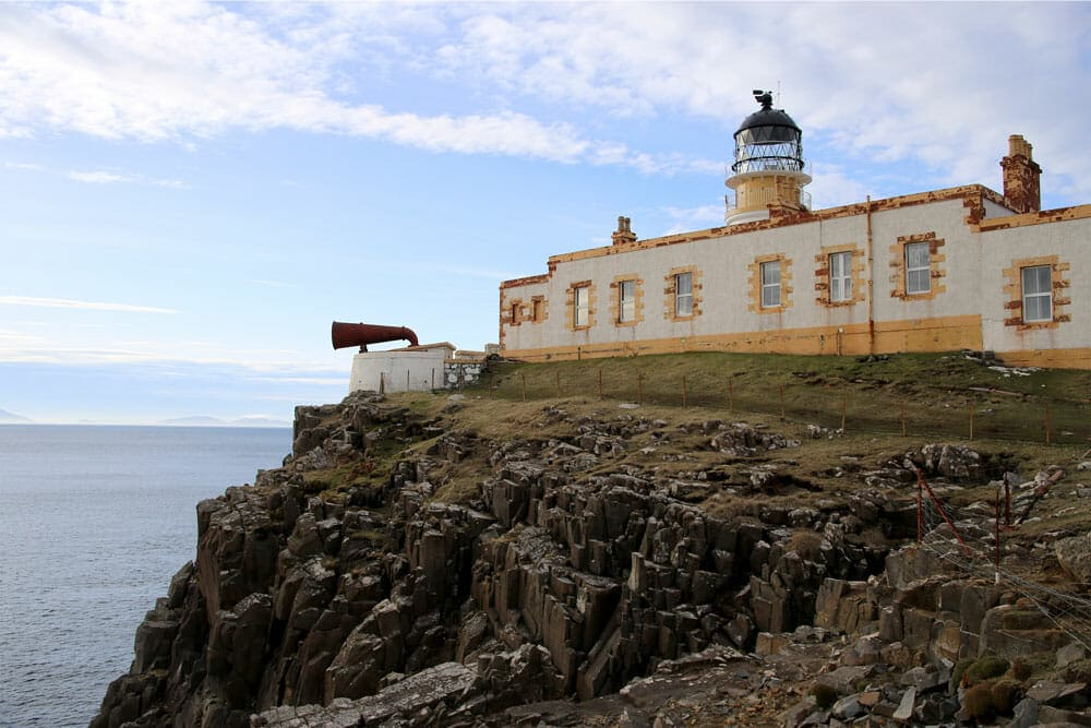 Phare de Neist Point - île de Skye