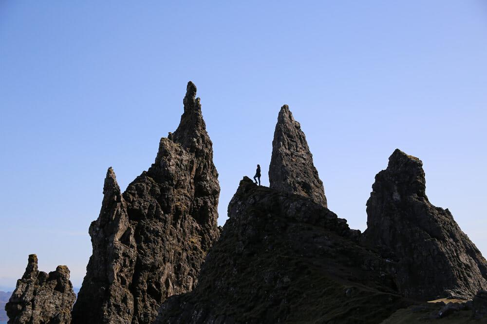 Old man of Storr - Isle of Skye