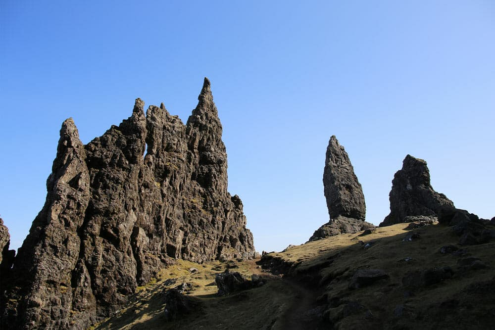 Old man of Storr - île de Skye