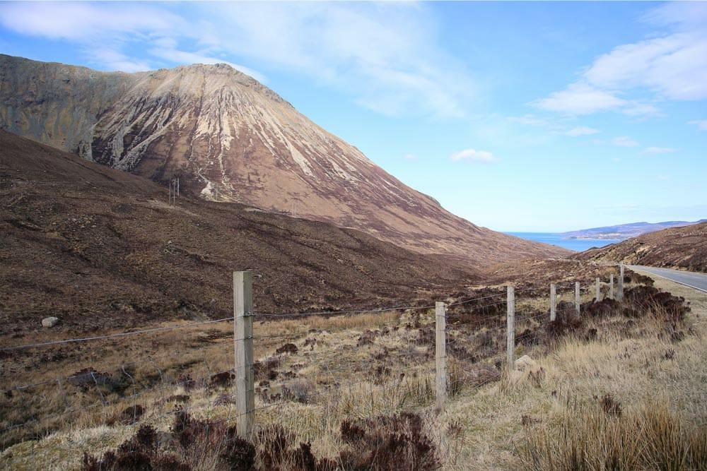 Skye roads
