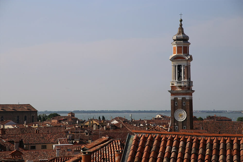 View from Fontego dei Todeschi