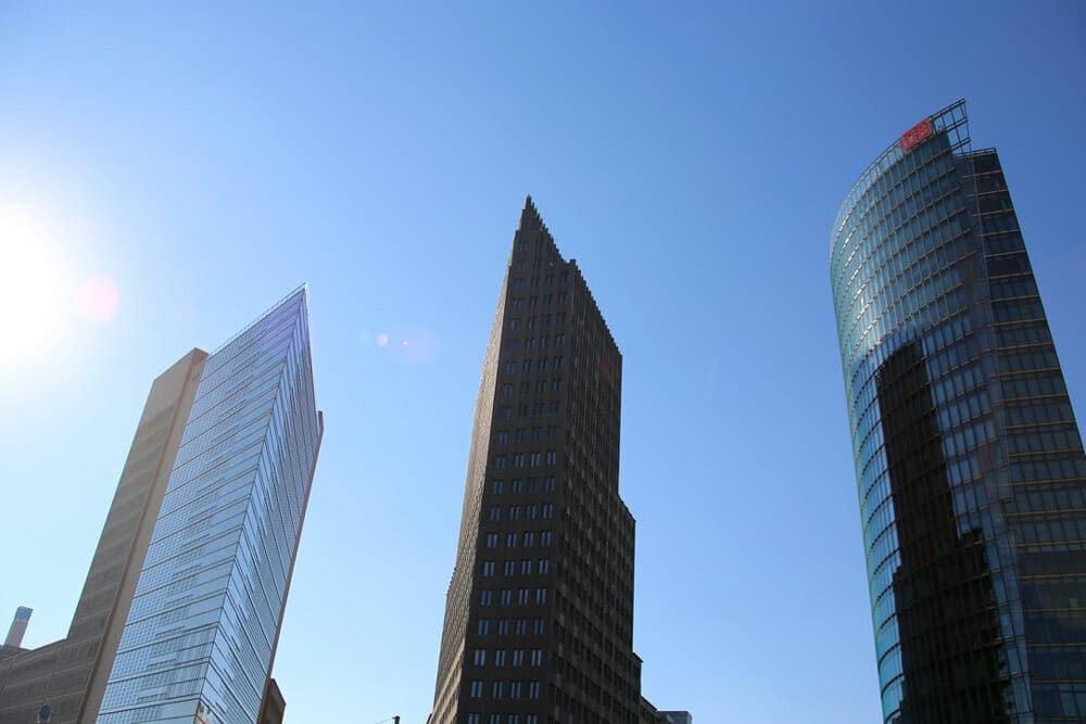 Panoramapunkt near Sony Center