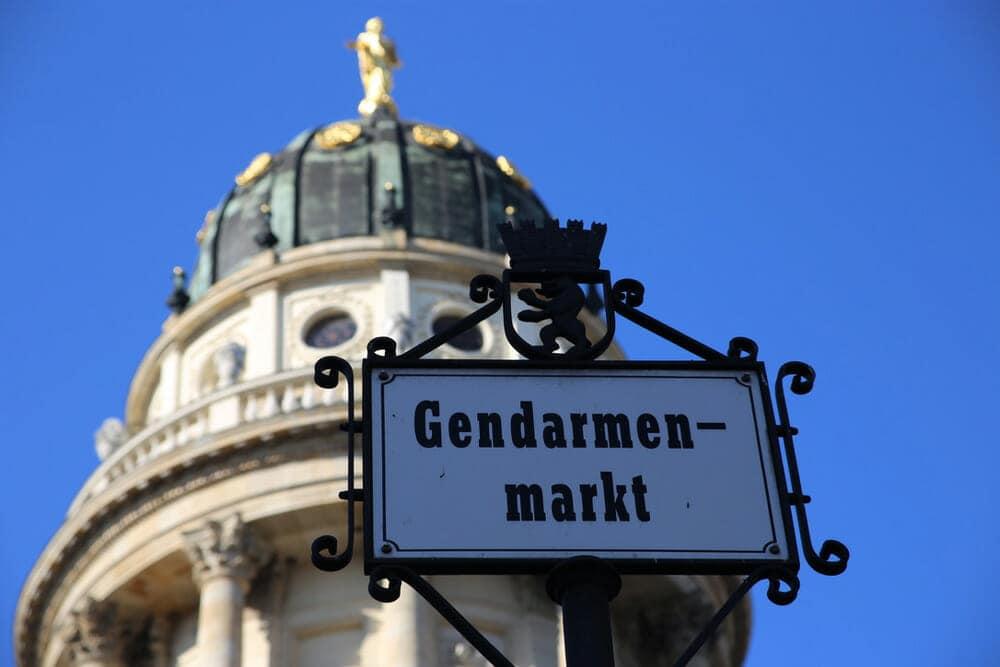 Gendarmen Markt