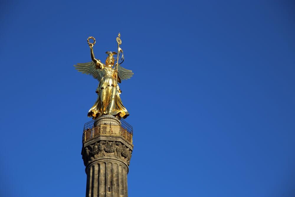 La colonne de la victoire «Siegessäule»