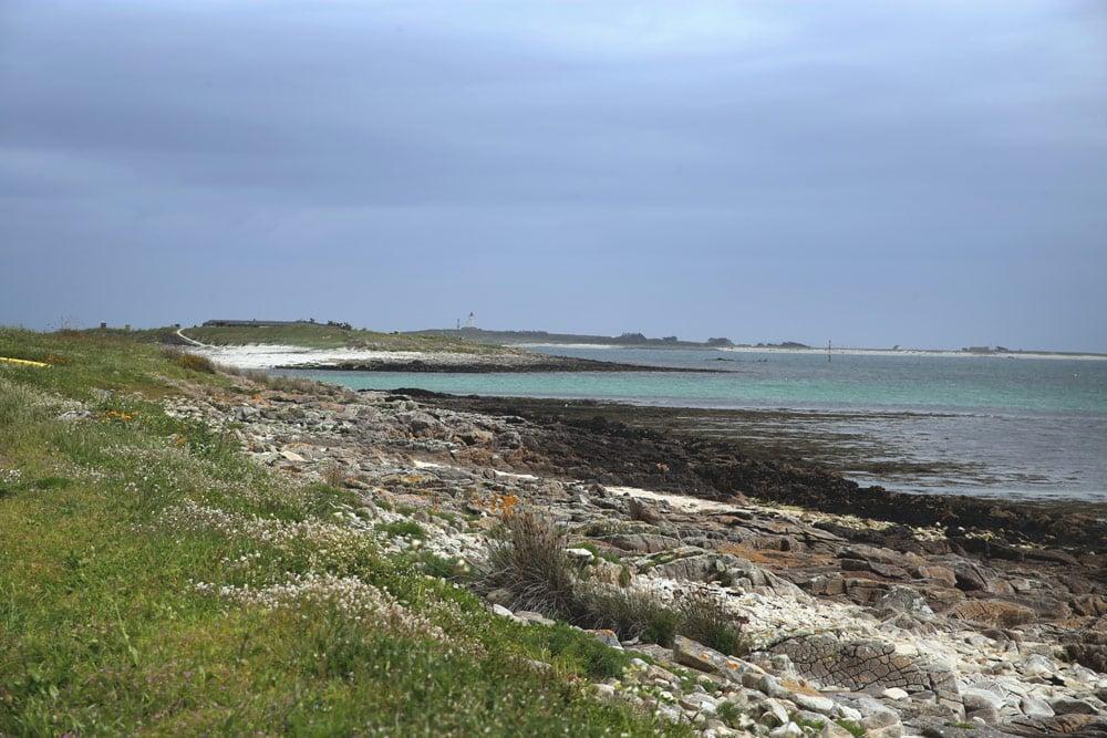 Les Glenan - île de Saint Nicolas