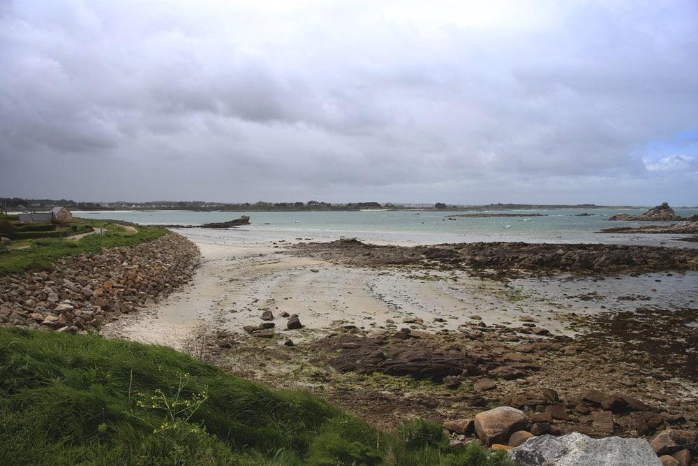 Presqu'île de Santec