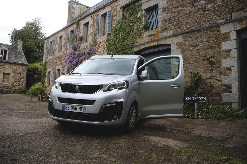 Keltic Van - Peugeot Expert