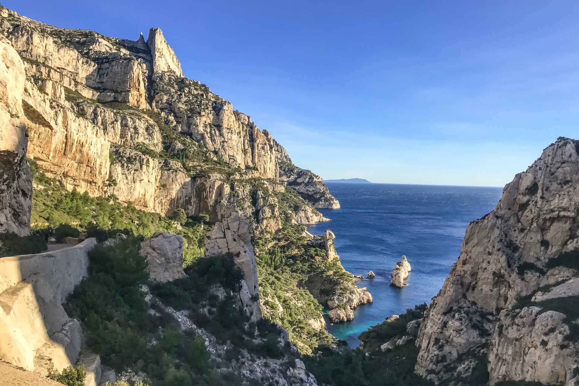 Sugiton's calanque - Marseille