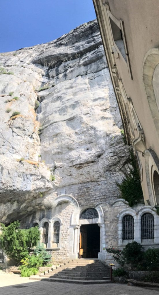 Marie Madeleine's cave